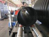 北京钢带增强聚乙烯(PE)螺旋波纹管