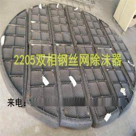 2205丝网除雾器 双相钢除沫器 厂家生产