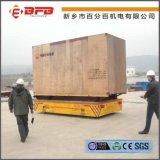 港口货物360度**转弯电动搬运车 百分百供应BWP-30TX蓄电池无轨电动平车