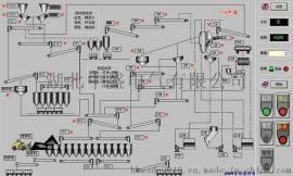 plc控制系統具有完善解決方案軟啓動櫃生產廠家