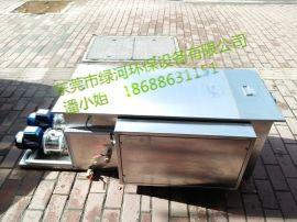 供应贵阳厨房污水隔油器 废水处理油水分离器设备 隔油池厂家
