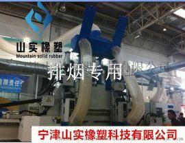 厂家直销耐高温钢丝软管,不锈钢耐高温钢丝软管,pu透明钢丝软管,耐高温pu钢丝除尘管