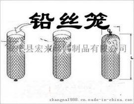 镀锌覆塑铅丝笼 铅丝石笼厂家