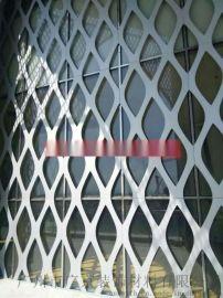 专业生产销售网板厂家-金属装饰铝格网板系列