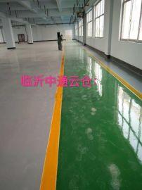 滨州博兴做环氧树脂地面的厂家黄线免费送