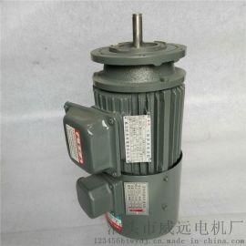 专业生产 YS-80M1-4 0.55kw 高质量三相异步电机 刹车马达