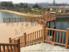 新型木塑栅栏方木,环保耐用木塑栅栏方木