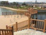 木塑栅栏,木塑方木