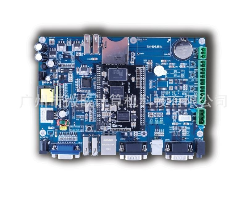 VGA輸出防塵工業平板電腦主板 VGA板卡