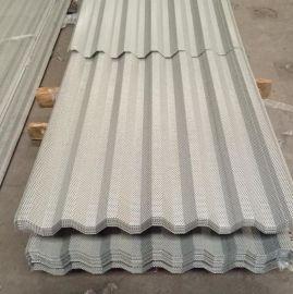 勝博 YX35-125-750型單板 0.3mm-1.5mm厚耐腐蝕壓型板/坲碳漆層橫掛板/高強度高度鋅壓型板
