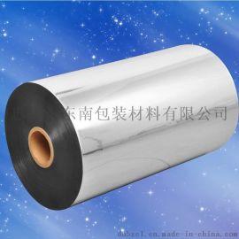 厂家生产 铝箔卷膜 纯铝膜 铝塑复合膜 PE PET PP热封铝膜卷材
