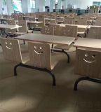 广州双邻厂家定制餐厅防火板餐桌