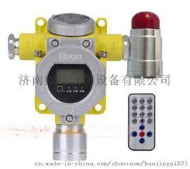 冷媒氟利昂R32检测报警器 冷冻机房气体泄漏报警器
