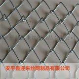编织勾花网,勾画护栏网,浸塑护栏网