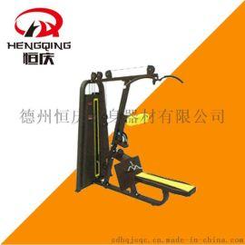商用室内 高拉低拉一体机 健身房运动力量健身器械