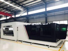 济南邦德6000w激光切割机-大型钢材切割机