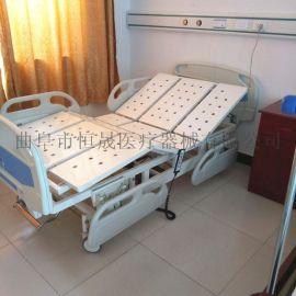 电动翻身床  用 豪华电动护理床 ICU护理床