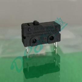 常閉型微動開關,榨汁機微動開關 CQC認證微動開關