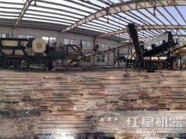 时产百吨的移动制沙设备价格LYJ74