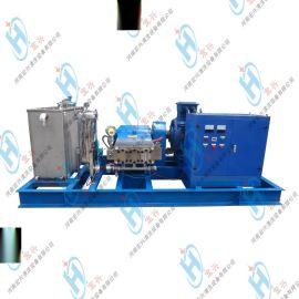 宏兴供应石化行业冷却水系统 换热器高压清洗机