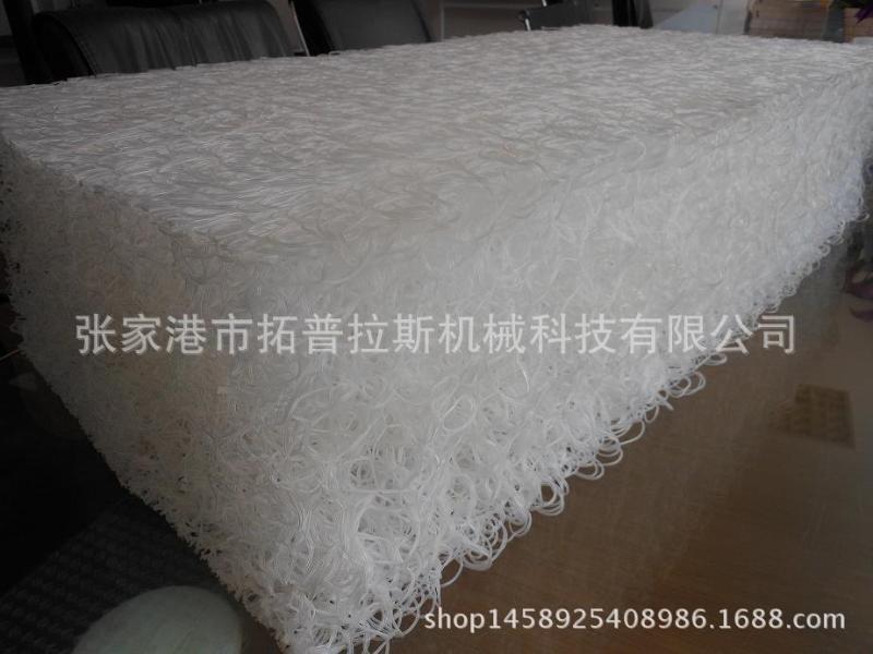 POE EVA高分子床垫设备 弹力高分子床垫生产线
