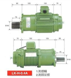 马达(LK-S-0.25A)