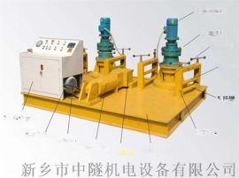河南工字钢弯曲机操作方法