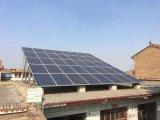 山西三晉陽光專業設計安裝各類型屋頂太陽能光伏電站