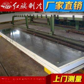 天津红旗冷库板厂家 PU冷库保温板 聚氨酯冷库板