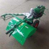 小型四驱后旋微耕机,水冷发动机微耕机