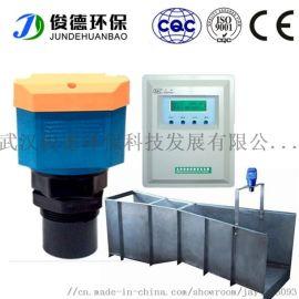 厂家直销武汉俊德环保仪器JD型 超声波明渠流量计