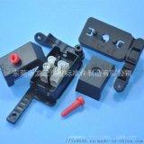 led灯具012两位端子台绝缘接线盒附红螺丝 现货