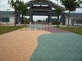 透水混凝土打造巴彦淖尔漂亮花园路面