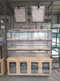 邊櫃-麪包邊櫃-烘焙店邊櫃-邊櫃廠家——宏發展櫃