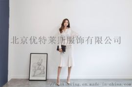 一三国际品牌折扣女装大码连衣裙批发市场 深圳批发尾货的地方折扣女装