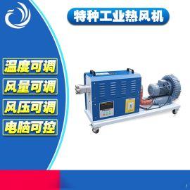 東莞20/30KW工業熱風機替換日本竹綱熱風發生器