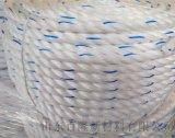 扁絲繩、海水養殖繩、白串蘭繩、三股繩、四股繩