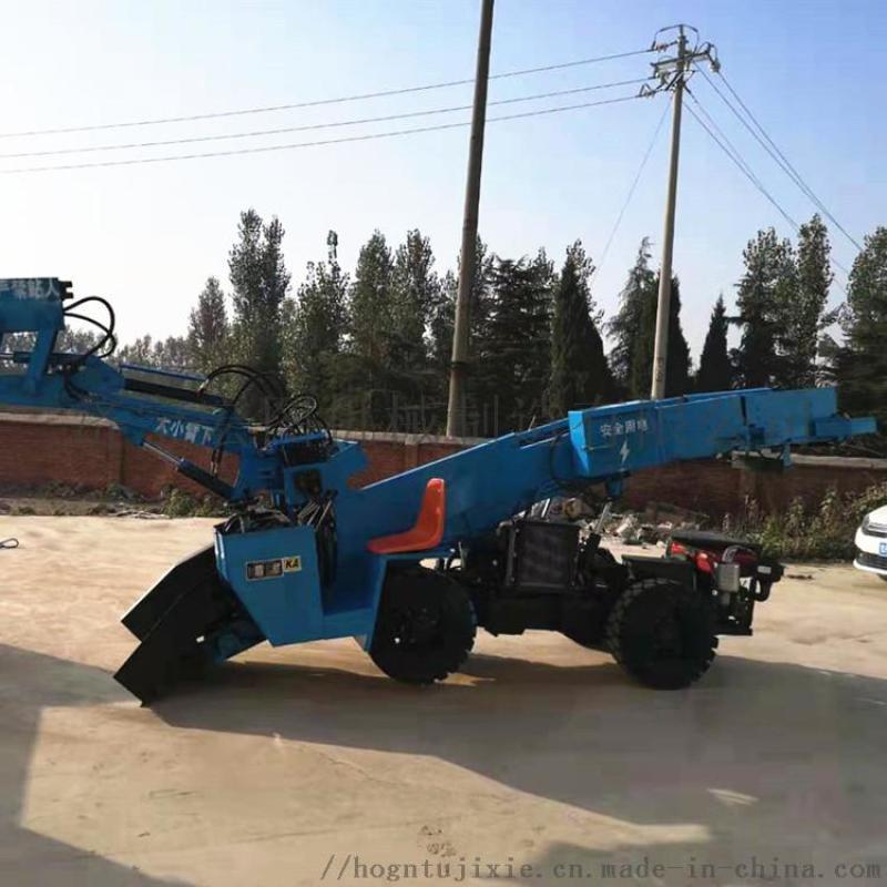 山东挖渣机厂家 矿用挖掘式装载机 煤矿扒渣机