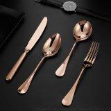 304不鏽鋼西餐刀叉勺WNK酒店用品陶瓷食具