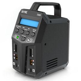 SkyRC T200双通道平衡充电器