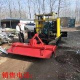 小型道路清扫车工程扫路机 工地扫地机一机多用扫雪车
