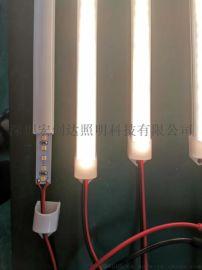 造型装饰**窄LED线条灯 轮廓暗槽5050线性灯条