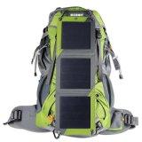 厂家直销户外登山包双肩旅行太阳能背包男女防水运动包大背囊50升