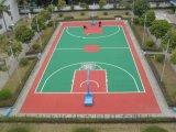 广西室外塑胶篮球场建设找包工包料厂家飞跃体育