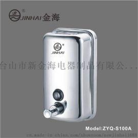 304不锈钢单个皂液器
