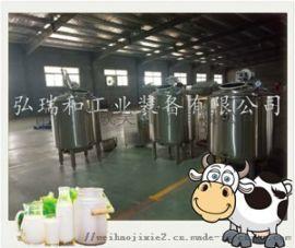 巴氏奶杀菌机|鲜奶巴氏杀菌机价格