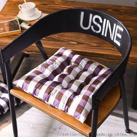 日韓風格坐墊  居家椅子墊  保暖椅墊