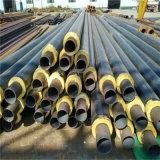 天水 鑫龍日升 聚氨酯硬質發泡預製管dn65/76聚氨酯熱水保溫鋼管