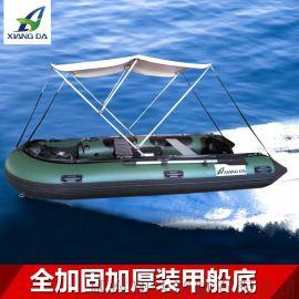 出口加厚PVC充气船  充气船  钓鱼船  救援艇