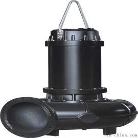 固定式污水泵 大型污水潜水泵 电动潜水排污泵